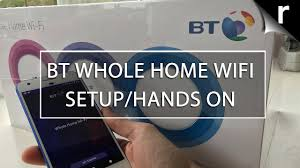 bt whole home wifi setup and review youtube