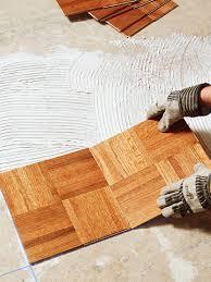 how to install parquet flooring gurus floor