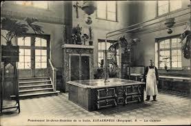 la cuisine belgique postcard estaimpuis wallonien hennegau pensionnat st akpool co uk