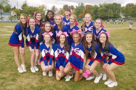 the members of the varsity cheerleading squad are this week u0027s