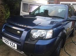 land rover 1999 freelander land rover freelander td4 2005 se in colchester essex gumtree