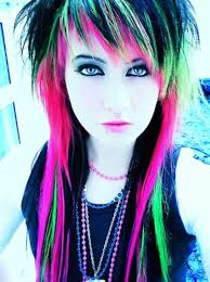 short emo hairstyles for teenage girls funny and easy teenage