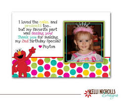 birthday thank you card 7 best birthday thank you card ideas images on