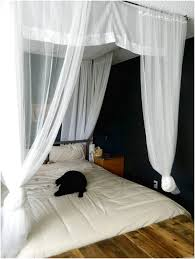 Canopy Bed Curtains Queen Canopy Bed Curtains Queen Home Design U0026 Remodeling Ideas