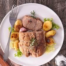 cuisiner le veau recette du rôti de veau cuit au four à basse température tom press
