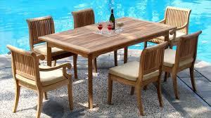 Teak Garden Benches Tips For Buying Teak Garden Furniture For Your Outdoor Living