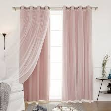 Best  Pink Curtains Ideas Only On Pinterest Shabby Chic - Home window curtains designs