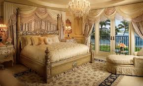 Traditional Bedroom Design Within Romantic Style Home Interior - Interior design traditional style