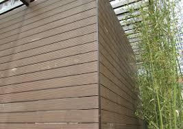 wood block garden walls outside decorative wall panels cost of