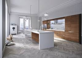 linear kitchen modern time kitchen that incorporates linear aesthetic digsdigs