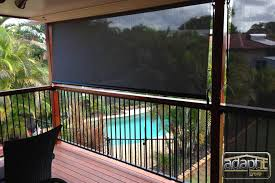 outdoor blinds finish the deck manly brisbane adaptit