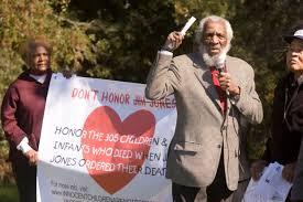 2011 target black friday death comedian civil rights activist gregory dies