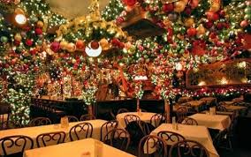 Rolfs Nyc Christmas Do You Match Up To These Holiday Ready Restaurants U2014 The Rail