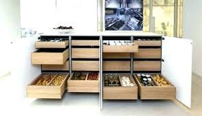 tiroir interieur placard cuisine amenagement interieur meuble cuisine rangement interieur meuble