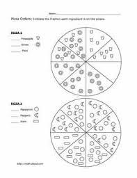 the 25 best pizza fractions ideas on pinterest teaching