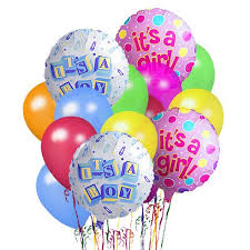 luck balloon delivery it s a boy balloon bouquet at send flowers
