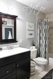 wall color ideas for bathroom awesome black and white small