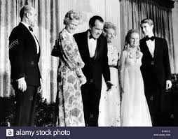 tricia nixon u0027s engagement to edward cox is announced at the white