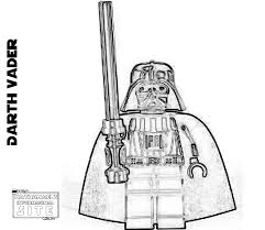 Coloring Pages Lego Star Wars Nathanael S Informational Site Darth Vader Coloring Pages