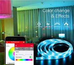 aliexpress com buy playbulb comet 2m 6 6ft flexible led