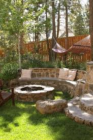 Firepit Area 123 Best Pits Images On Pinterest Decks Gardening And