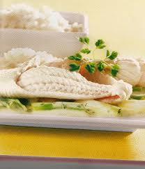 colin cuisine recette cuisine fitness filets de colin sur lit d oignons