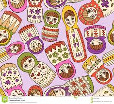 seamless kids faces and toys pattern background royalty free stock