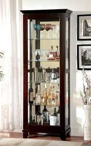 curio cabinet magnificent curio cabinets photo concept for
