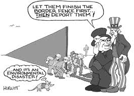 Iron Curtain Political Cartoon The New Iron Curtain Give Me Your Tired Your Poor Change Order