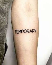 100 inspirational and meaningful one word tattoos 2018 page 5