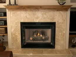 under tv fireplace with travertine surround design is good position description from pacificcoastspine com