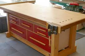 Woodworking Magazines Online Free by 17 Free Workbench Plans And Diy Designs
