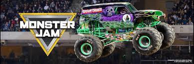 new monster truck monster jam mercedes benz superdome