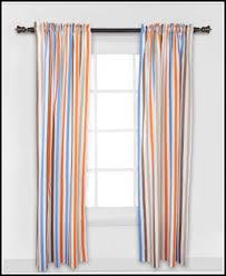 Blue And Orange Curtains Orange And Blue Curtains Curtains Ideas