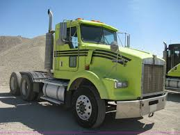 kw t800 for sale 1997 kenworth t800 semi truck item e3300 sold april 25