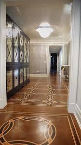 Faux Painted Floors - checkerboard u0026 greek key foyer floor u2013 detail 1 u2013 christianson lee