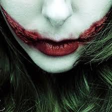 makeup artist halloween beautifully yet totally creepy halloween lip makeup ideas by