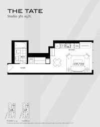 Tate Residences Floor Plan The Britt Condos Sutton Place Hotel Condos Bay U0026 Wellesley