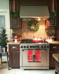 Christmas Decorating Ideas For The Kitchen by Jodie U0027s Holiday Home Tour The Design Twins Diy Home Decor