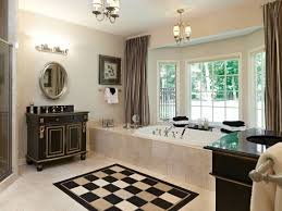 bathroom rug ideas black and white bathroom gorgeous inspirations