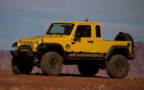 2018 jeep wrangler pickup brute jeep puts 5499 price tag on jk 8 pickup conversion for wrangler