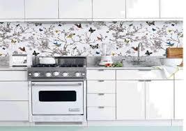 wallpaper for backsplash in kitchen washable wallpaper kitchen backsplash kitchen backsplash