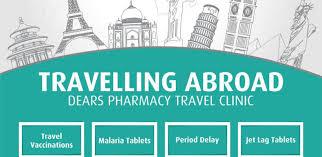 Travel Vaccinations images Pharmacy travel clinic dears pharmacy jpg