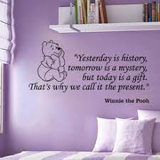 wall art corner disney winnie the pooh nursery wallpaper border