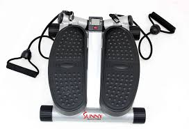 Rotating Stair Machine by Amazon Com Sunny Health U0026 Fitness Twisting Stair Stepper With