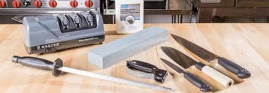 knife sharpeners types of knife sharpeners