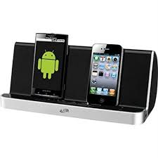 android bluetooth speaker ilive sb311b bluetooth speaker and charging station