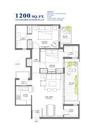 marvellous design 15 unique 1200 sq ft house plans house simple