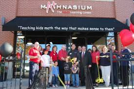 new math learning center in glenview celebrates grand opening and