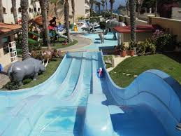 san jose cabo map hotels water slide and best view of entire secluded club area
